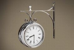 Station clock - Reloj de estación