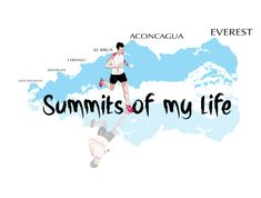 Summits of my life