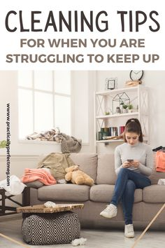 Cleaning Tips For Moms Who Are Struggling To Keep Up. #motherhood #cleaning #cleaningtips #momlife #momhacks #motherhood #cleaning #parentingtips #parentinghacks #organization