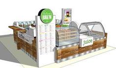 kiosk concept design - Pesquisa Google
