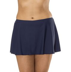 Mazu Swim A-Line Skirt with Attached Brief (16W-24W) -- Check this awesome image  : Plus size swimwear