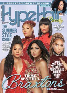 Hype Hair X Jan/Feb 2017 | Hype Hair Magazine Covers | Pinterest ...