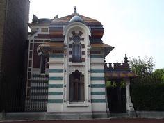 Palais du Congo ou Château Vaissier, 20 rue de Mouvaux