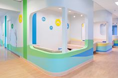 C& Partners Architects Inc - Project - Sick Kids Children Hospital Boomerang Health Centre