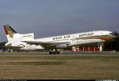 Gulf Air A4O-TX Lockheed L-1011-385-1-15 TriStar 200 aircraft picture