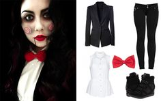 Super maquillajes: Disfraces baratos para Halloween