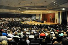 Midwestern University at Arizona Spring 2014 Commencement
