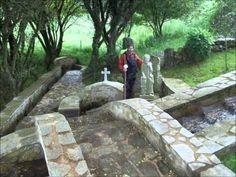 """▶ Camino de Santiago - Camino """"Primitivo"""". (Oviedo - Santiago - Fisterra - Muxía). - YouTube"""