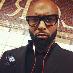 Black Men Beard Styles Chart   Black Men with Beards