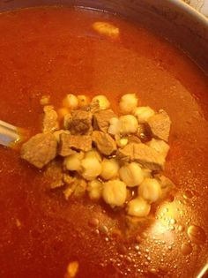 How to Make Authentic Mexican Red Chile Pork Posole Recipe
