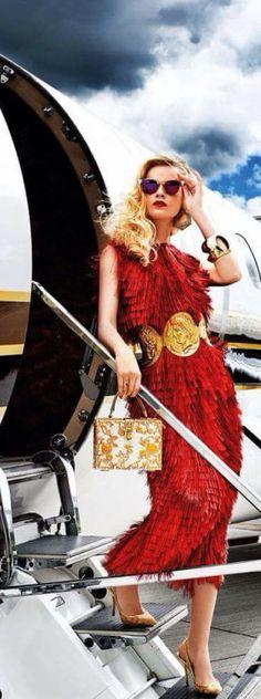 Hola IBIZA!!! {Dolce & Gabbana} {Miss Millionairess of Pennsylvania} haute tramp