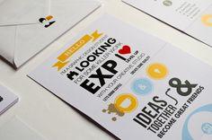 Personal Branding & Self Promo by Mathew Lynch, via Behance Infographic
