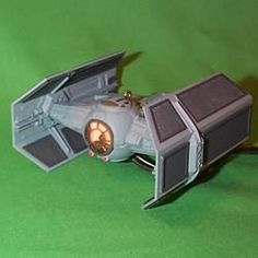 Star Wars - Tie Fighter - 1999 Hallmark Ornament