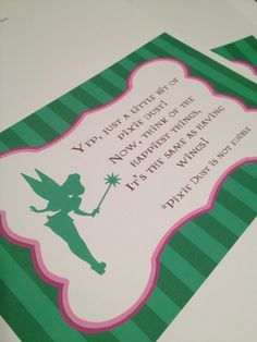"""Photo 1 of 49: Peter Pan & Tinkerbell / Birthday """"Pan & Tink Birthday"""" 