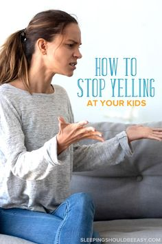 Excellent parenting tips on how to stop yelling at your kids. It's easy to feel overwhelmed with managing your temper with your children. I've been guilty of doing the same, but through these effective tips, I've been able to curb my anger. Life is now simple, and I'm a much happier mom. Click here to learn how to stop yelling.