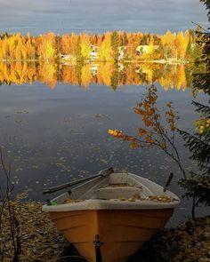 """153 tykkäystä, 5 kommenttia - Galina Koponen (@galinakoponen) Instagramissa: """"Autumn colors  #finland #joensuufi #colors_of_day3 #visitingfinland #ig_finland…"""" River, Outdoor, Instagram, Outdoors, Outdoor Games, The Great Outdoors, Rivers"""