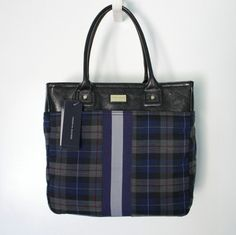 Another plaid purse