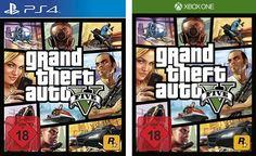 GTA V [Playstation 4] für 29€ inkl. Versand bei saturn.de (Preisvergleich: 44€) GTA V [Xbox One] für 29€ inkl. Versand bei saturn.de (Preisvergleich: 44€)