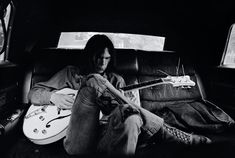 Neil Young: an artist through the years – in pictures