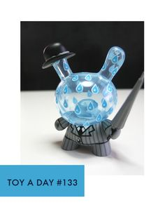 UK Invasion Dunny  Triclops