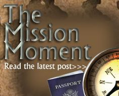 Great blog on missions