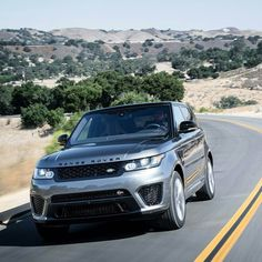 #regram from @landroverusa -  Performance and capability #AboveAndBeyondthe curve. #RangeRoverSport#SVR #LandRover #Orlando #LandRoverOrlando #Instagram