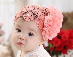 Baby Girl Headwrap toddler headwrap girl hat by LilRoyalCouture, $14.99