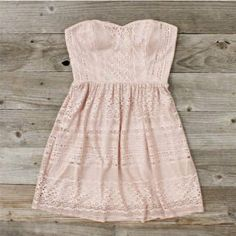 at least a little better than i've been Lace Summer Dresses, Cute Dresses, Cute Outfits, Formal Dresses, Dress Me Up, Pink Dress, Lace Dress, Bustier Dress, Country Outfits