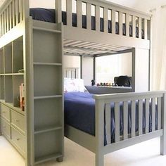 Deciding to Buy a Loft Space Bed (Bunk Beds). – Bunk Beds for Kids Bunk Beds Small Room, Loft Bunk Beds, Bunk Beds With Stairs, Kids Bunk Beds, Small Rooms, Plywood Furniture, Office Furniture, Bunk Bed Designs, Bed Sets