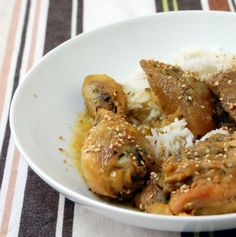 Tajine de poulet, poires & cannelle – Torchons & Serviettes