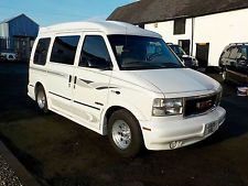 2001 CHEVROLET ASTRO 4.3 LITRE AUTO 2WD 77,000 MILE, FULLY SERVICED, 12 MTH MOT