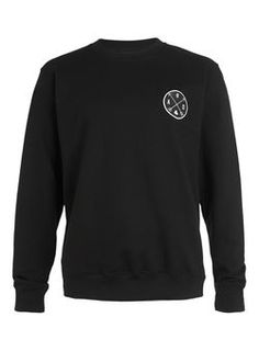 ART DISCO Black Sweatshirt*