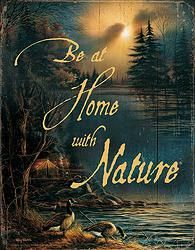 Be at Home with Nature- Terry Redlin