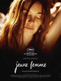 Jeune Femme (Montparnasse Bienvenue) by Leonor Serraille. #Cannes2017 Un Certain Regard. Poster.