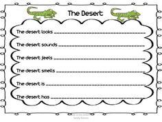 A Walk in the Desert Reading Street Unit Sample 2nd Grade Ela, Teaching First Grade, 2nd Grade Reading, Student Teaching, Second Grade, Teaching Resources, School Tool, School Teacher, School Items