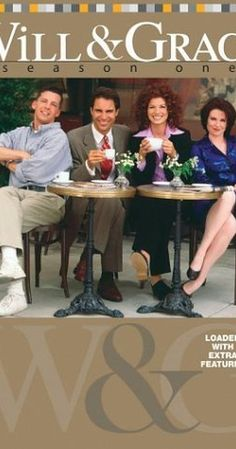 Created by David Kohan, Max Mutchnick.  With Eric McCormack, Debra Messing, Megan Mullally, Sean Hayes. Will and Grace live together in an apartment in New York. He's a gay lawyer, she's a straight interior designer.