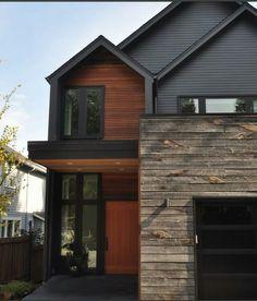Barn house modern design