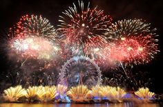 New Year Celebrations | HD Wallpapers Pulse