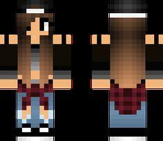 20e3e145450d7 cute gangster tomboy girl Skins For Minecraft Pe, Minecraft Houses,  Minecraft Party, Minecraft