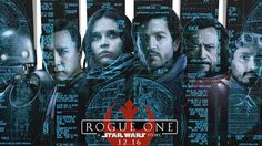 Uncover hidden Star Wars messages on the new Rogue One IMAX standee!
