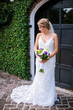 Downtown Charleston SC Bridal Portraits // Dana Cubbage Weddings // Charleston SC + Destination Wedding Photographer