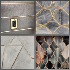 WRITTEN BY Sarah Pickard of Pickard Design Studio For many years, we have seen a trend of making grout go away. Grout lines got smaller, and… design studio Make Your Grout Stand OUT - Peachy the Magazine Design Studio, Küchen Design, Tile Design, House Design, Design Trends, Design Ideas, Interior Design Kitchen, Interior And Exterior, Luxury Interior