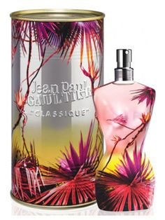 Classique Summer 2012 Jean Paul Gaultier perfume - a fragrance for women 2012 Best Perfume, Perfume Oils, Perfume Bottles, Perfume Jean Paul, Scandal, Jean Paul Gaultier Classique, Perfume Floral, Perfume Display, Celebrity Perfume