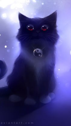cat_black_drawing_night_apofiss_94590_1080x1920.jpg (1080×1920)