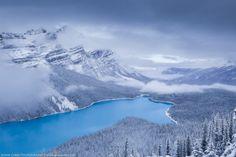 #14 Peyto Lake, Canada