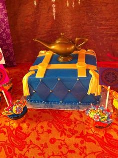 Indian Bollywood Belly Dancing Arabian Birthday Party Ideas