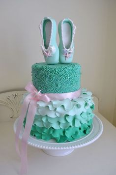 Dance with me, under the sea Cake