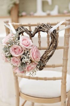 ¿Como hacer un Corazón Rústico con Ramas? - My Wedding Diario