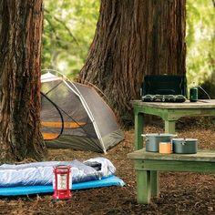 Ensure quality sleep under the stars with a good sleeping pad.