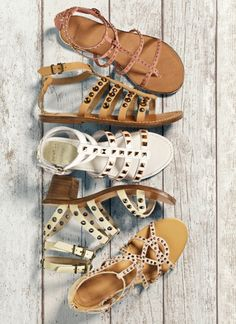 Sandals - Summer Collection 2013